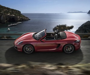 Porsche Introduces Boxster GTS