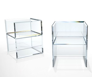 PRISM Chair by Tokujin Yoshioka for Glas Italia
