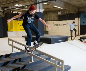 HTC One Skatepark at Selfridges