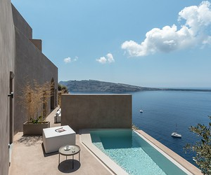 Oia Castle Luxury Boutique Hotel, Greece