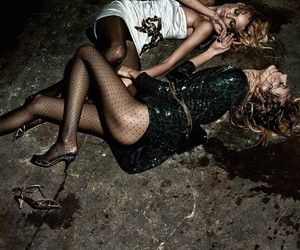 Pretty Wasted - Editorial by Fabien Baron
