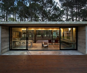 SV House by Luciano Kruk Arquitectos