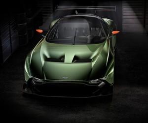 Aston Martin Vulcan Track Only Supercar
