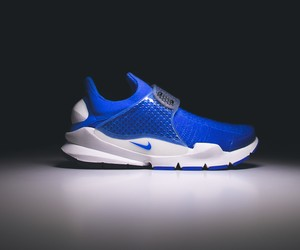 Fragment Design x Nike Sock Dart SP - Photo Blue