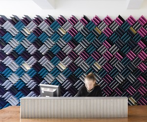 Acoustitch Installation by RCKa