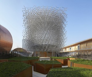 Wolfgang Buttress Competes UK's Pavilion for Expo