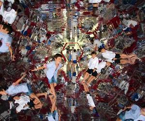 Kaleidoscope Kindergarten by A2arquitectos