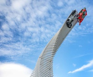 Mazda's Installation at Goodwood Festival Of Speed