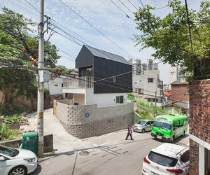50 sqm House in Seoul by OBBA