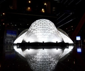 Vulcan Pavilion by Laboratory for Creative Design
