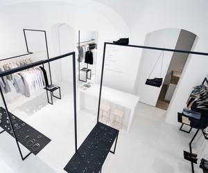 Showroom. in Prague by Zuzana Hartlova