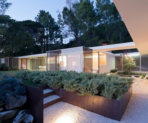 SHULMAN HOME AND STUDIO BY LOHA