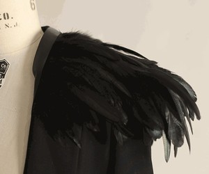 Birce Ozkan's Feathered Augmented Jacket