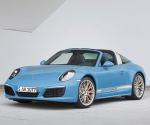 New 911 Targa 4S Exclusive Design Edition