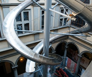 Höller  and Mancuso's Florence Experiment Opens
