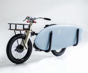 The Sea Sider Custom Bike by Deus Ex Machina