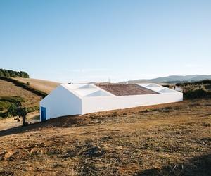 Cercal House, Alentejo, Portugal / Atelier Data