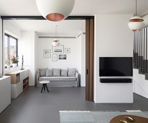MB Duplex, Tel Aviv, Israel / studioDO