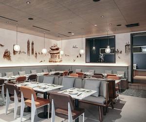 Atlas Kitchen, New York, USA / New Practice Studio