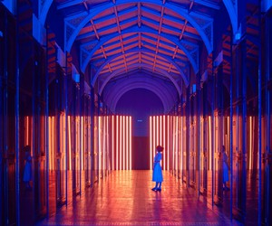 Reflection Room by Flynn Talbot at V&A Museum