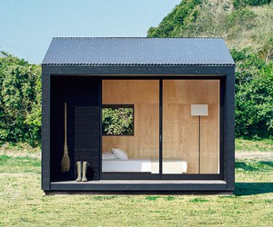 New Muji Hut Will Go On Sale This Autumn in Japan