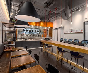 Spyce - World's First Robotic Kitchen Restaurant