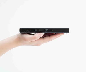 Sony Launches Its Pocket-sized Mobile Projector