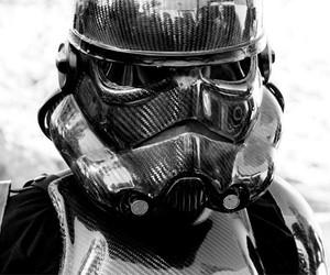 Carbon fiber Storm Trooper