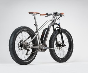 M.A.S.S. ELECTRIC BIKE BY PHILIPPE STARCK