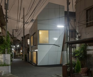 A' House in Tokyo by Wiel Arets Architects