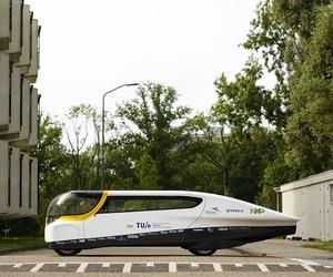 Stella: world's first solar-powered family car