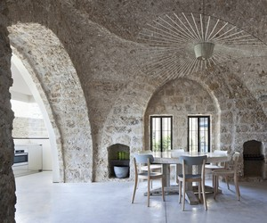 Factory Jaffa House by Pitsou Kedem Architect