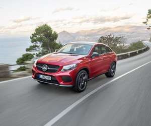 First Look at Mercedes-Benz GLE Coupé