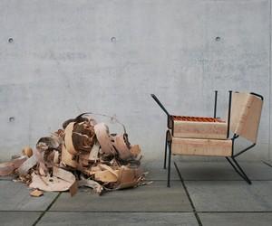 Sibirjak Lounge Chair by Anastasiya Koshcheeva