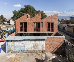 Palmas House by Dosa Studio, Texaco, Mexico
