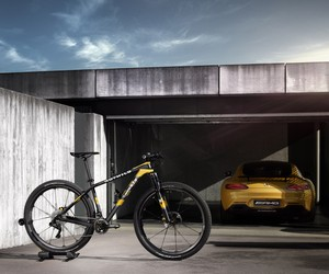 Mercedes-AMG x Rotwild GT S Bicycle