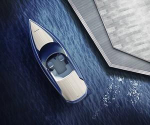 Quintessence Yachts Unveils Aston Martin Speedboat