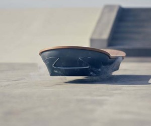 Lexus Unveils A Real, Rideable Hoverboard