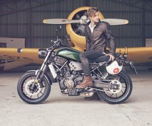 Yamaha Unveils Retro-Inspired XSR700