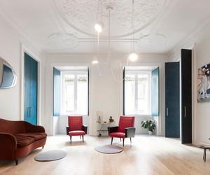 Chiado Apartment by fala atelier, Lisbon