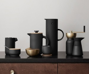 Collar Coffee Set by Something for Stelton