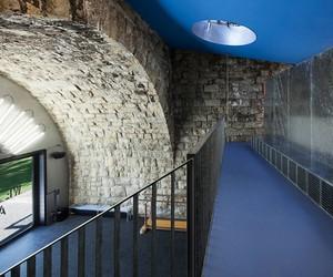 Balboa im Viadukt GYM in Zurich by helzinskizurich