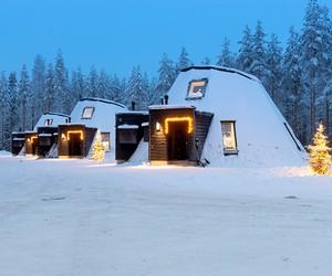 Glass Resort, Rovaniemi / VOID Architecture