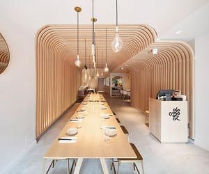 New Practice Studio's Hunan Slurp Restaurant In NY