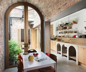 Ben Allen Restores Terraced House In York