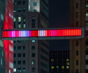 Phillip K Smith III's Detroit Skybridge