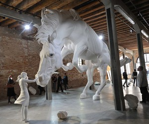 The Horse Problem by Claudia Fontes
