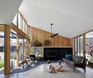 BENT Annexe, Melbourne / BENT Architecture