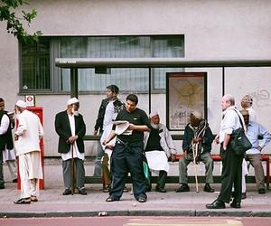Bus Stop by Richard Hooker