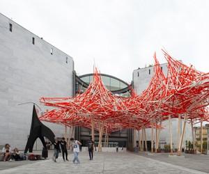 Hommage à Alexander Calder by Arne Quinze